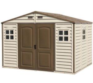Готовый домик для дачи