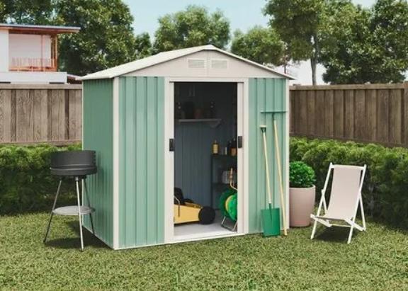 готовый летний домик